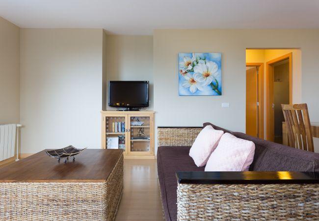 Apartamento en La Matanza de Acentejo - 1 dormitorio, VISTA MAR Y TEIDE, CALEFACCIÓN, Piscina climatizada, balcón, Wifi gratis (3)