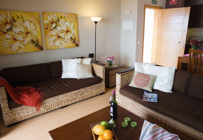 Apartamento en La Matanza de Acentejo - 1 dormitorio, VISTA MAR, PISCINA CLIMATIZADA, Calefacción, Terraza y balcón, Wifi gratis (8)