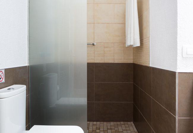 Apartamento en La Matanza de Acentejo - Vista montaña, privacidad, PISCINA CLIMATIZADA, Calefacción, Gran terraza, Wifi gratis (6)