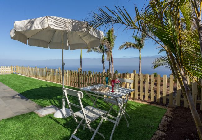 Apartment in La Matanza de Acentejo - 1 Bedroom, Stunning SEA VIEW, HEATED POOL, Heating, PRIVATE GARDEN AND TERRACE WITH SEA VIEW, Free Wifi (10)