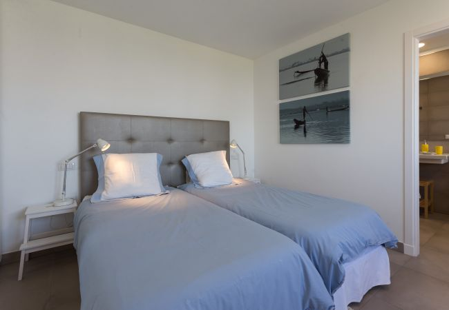 Apartment in La Matanza de Acentejo - SEA VIEW, HEATED POOL, Heating, PRIVATE GARDEN AND TERRACE, Free Wifi (10)