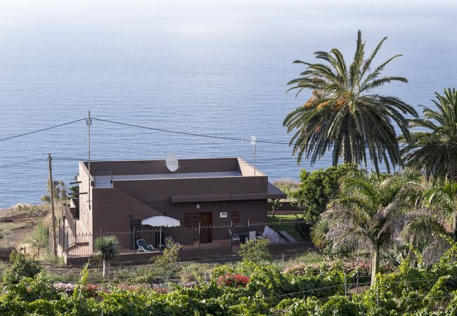 House in La Matanza de Acentejo - House, SEA VIEW, HEATED POOL, Heating, Sun set and rise terrace,  Free wi fi(9)