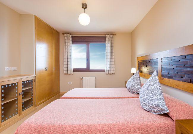 Apartment in La Matanza de Acentejo - 1 Bedroom, OCEAN AND TEIDE VIEW, HEATED POOL, Heating, balcony, free Wifi (3)