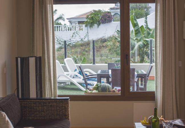 Apartment in La Matanza de Acentejo -  Side sea view, HEATED POOL, Heating, Wide terrace, Free wifi (7)